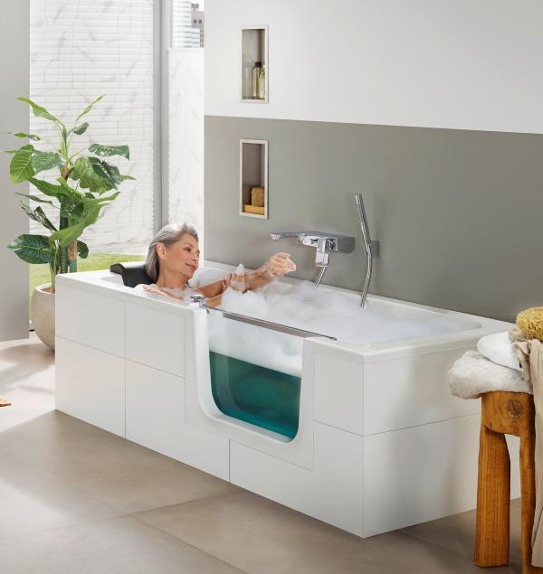 Die neue FREEWAY Badewanne von Artweger