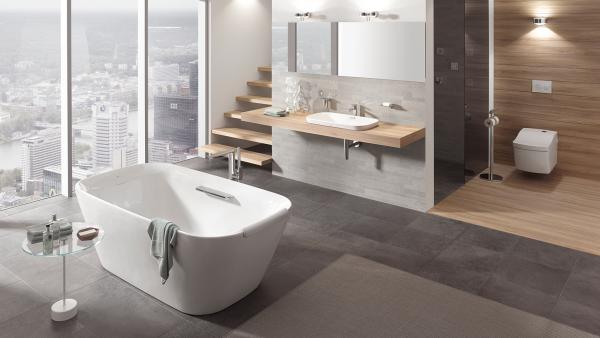 TOTO WASHLET™ – das randlose WC für perfekte Hygiene